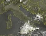 Immagine dal satellite di oggi 24 giugno 2016 delle ore 7:30 italiane  - fonte: Sat24.com