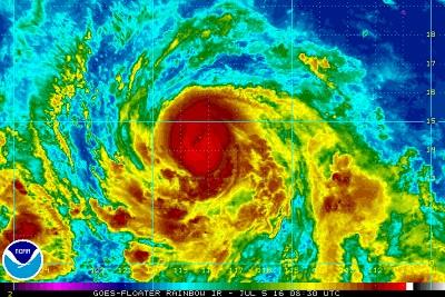 Taiwan dopo il tifone Nepartak: due morti, feriti e distruzione