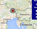 Terremoto oggi Friuli Venezia Giulia 20 luglio 2016 scossa M 2.5 provincia di Udine - Dati Ingv