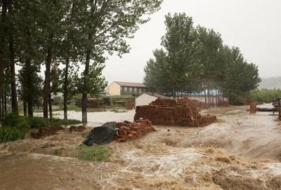 Cina: maltempo, almeno 75 morti e dispersi da lunedì
