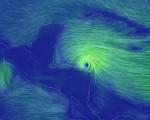 Uragano Earl landfall atteso sul Belize prima di proseguire verso il Messico