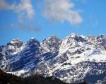 Neve sulle Alpi con i temporali più intensi i fiocchi potrebbero tornare ad alta quota