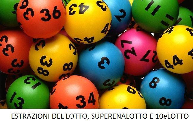 Numeri estrazioni lotto e superenalotto oggi 13 agosto for Estrazione del lotto di oggi