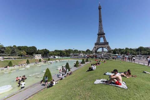 Ondata di caldo africano sull'Europa: fine estate con temperature fino a +40 gradi