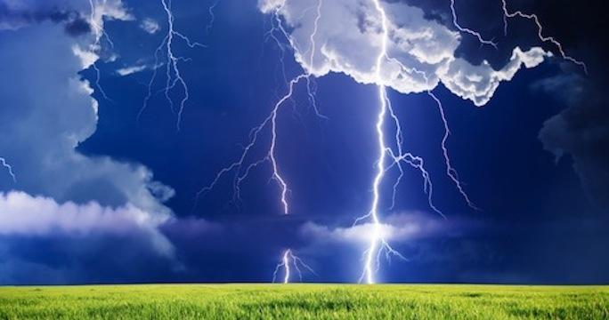 Da giovedì tornerà la pioggia