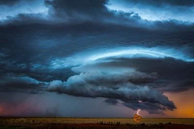 METEO: temporali al Centro-Nord da Giovedì 15, locali nubifragi