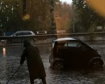 Maltempo Lazio allagamenti e 4 feriti a Roma per i forti temporali2