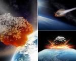 """L'allarme degli scienziati: """"Un asteroide gigantesco con la potenza di più di tre miliardi di armi nucleari si avviava verso la Terra"""""""