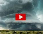 Un'incredibile supercella si è abbattuta sul new Mexico, danni e paura per la popolazione