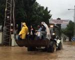 Alluvione in Turchia Trabzon sommersa da piogge torrenziali, 2 i morti