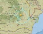 Epicentro strumentale riportato dall'USGS