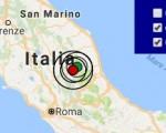 Terremoto oggi Umbria 24 settembre 2016 nuova scossa M 3.0 a Norcia, provincia di Perugia - Dati Ingv