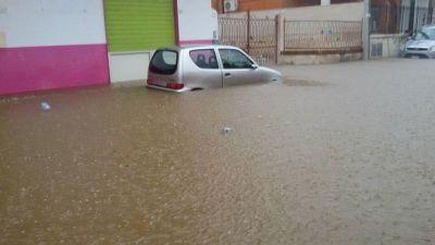 Siracusa sott'acqua, domani scuole di ogni ordine e grado chiuse
