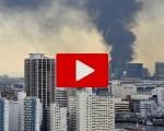 Ecco gli effetti di un sisma di magnitudo 9.0 sui grattacieli: impressionante