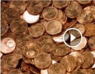 Moneta di 1 centesimo che vale 2500 euro