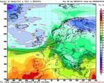 METEO. Italia sul bordo orientale dell'anticiclone nella prima decade di ottobre. Temperature in calo e clima più fresco.