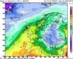 METEO Inizio di ottobre più fresco sull'Italia a causa di correnti dai quadranti nord-orientali.