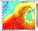 Analisi modelli GFS 00Z: breve parentesi instabile nel fine settimana, a seguire sole e clima fresco