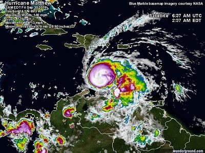 Risultati immagini per uragano Matthew