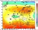 Analisi modelli 6 ottobre 2016 - Frame modellistico relativo al medio-lungo periodo: in evidenza un flusso più umido e instabile di matrice atlantica che andrebbe a sostituirsi all'attuale circolazione fresca e instabile dall'Est Europa.
