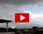 Tromba d'aria in provincia di Napoli: black out, molti alberi sradicati e paura tra la popolazione