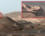 Un grosso muro scoperto su Marte: ecco le immagini ufficiali della Nasa