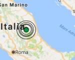 Terremoto oggi Marche 15 ottobre 2016 scosse M 3.0 e 2.7, provincia di Ascoli Piceno - Dati Ingv