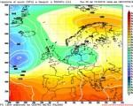 Analisi modelli GFS00Z: alle porte una nuova serie di fasi instabili, più ai margini inizialmente il Sud Italia 16 ottobre 2016