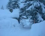 Neve Alpi saranno imbiancate le località orientali fino anche ai 1400 metri