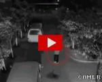 Costa Rica: fulmine sfiora un uomo in un parcheggio