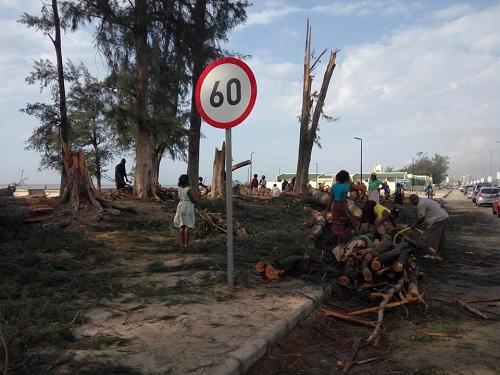 Tempesta in Mozambico: 12 morti e 29 feriti nella capitale Maputo