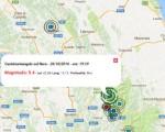 Terremoto oggi Umbria e Marche: scossa M. 5,4 avvertita anche a Roma oggi 26 ottobre 2016