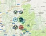 Terremoto oggi Umbria e Marche 27 ottobre 2016: ieri forti scosse M. 5,4 e 5,9 in provincia di Macerata. Ci sono crolli e feriti 27-10-2016
