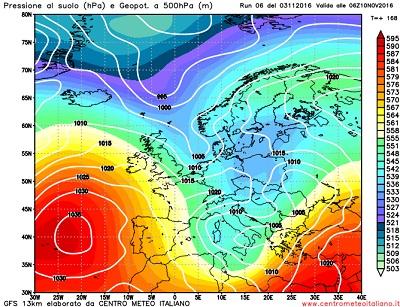 Meteo, sarà un weekend di intenso maltempo: forti temporali su zone terremotate