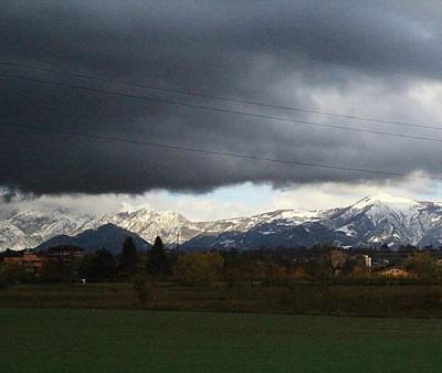 Meteo instabilit e freddo protagonisti sull italia in for Vacanze a novembre in italia