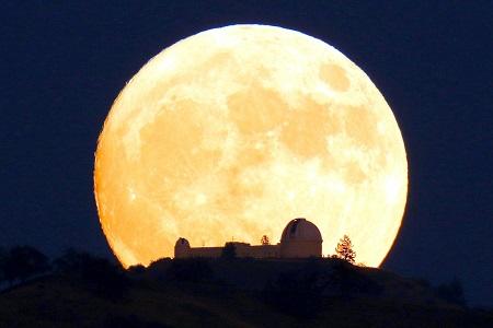 Superluna Ecco Le Immagini Più Belle Da Tutto Il Mondo
