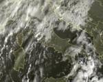 Tempo in atto, temporanea pausa dei fenomeni al Nord. Ancora rovesci sui versanti ionici di Sicilia e Calabria