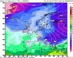 Analisi modelli GFS00Z: ancora maltempo sull'Italia, poi una fase più fredda specie su Nord e adriatiche 24 novembre 2016
