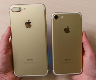 Iphone 7 plus nos