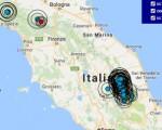 Terremoto oggi Lazio 24 novembre 2016 scossa M 2.9 in provincia di Rieti - Dati Ingv ora   Ultime news Umbria e Marche