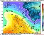 Analisi modelli GFS00Z: ampia incertezza nel lungo periodo, freddo confermato a partire da domani - 27 novembre 2016
