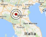 Terremoto oggi Emilia Romagna 30 novembre 2016  scossa M 3.7 avvertita a Reggio Emilia - Dati Ingv ora
