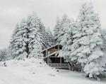 Ondata di freddo e neve in Turchia, con il paesaggio diventato invernale a Uludağ - Handan Yiğit e Bursayaşam