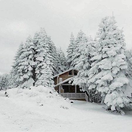 Neve in Grecia e Turchia  fiocchi fino a bassa quota con l arrivo del freddo  - Centro Meteo Italiano 123e82f3514