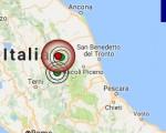 Terremoto oggi Marche 1 dicembre 2016 scossa M 4.0 in provincia di Macerata - Dati Ingv ora