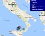 Terremoto oggi Marche e Sicilia 3 dicembre 2016  scossa M 3.8 a Fiordimonte e Isole Eolie  Dati Ingv ora