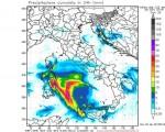 Maltempo al SUD ITALIA nelle prossime ore, previste piogge e temporali localmente anche intensi specie su Sicilia e Sardegna.