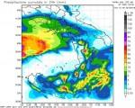 Allerta meteo per Sicilia e Sardegna nelle prossime ore quando, specie sui versanti orientali, temporali e nubifragi potrebbero portare più di 200 mm.