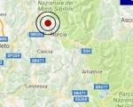 Terremoto oggi Umbria 8-12-2016 scossa M 3.4 in provincia di Perugia - Dati Ingv ora
