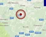 Terremoto oggi Emilia Romagna 9-12-2016 scossa M 4.0 in provincia di Reggio Emilia - Dati Ingv ora